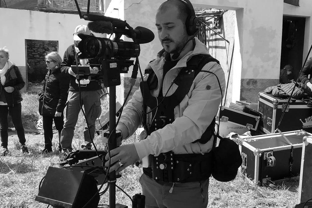 Operatore video videomaker gattinara